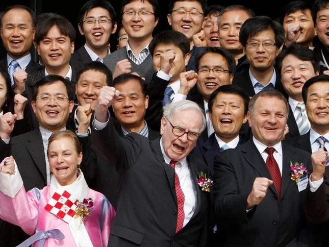 Những điều ít biết về Buffett và khối tài sản 70 tỷ USD - ảnh 12