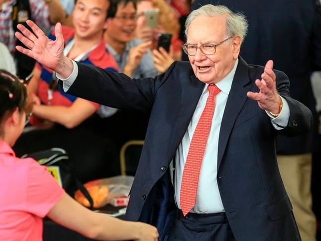 Những điều ít biết về Buffett và khối tài sản 70 tỷ USD - ảnh 19