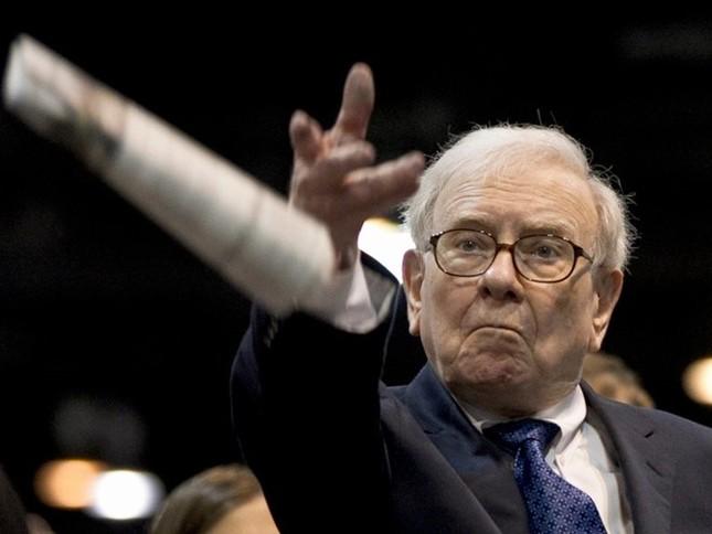 Những điều ít biết về Buffett và khối tài sản 70 tỷ USD - ảnh 2