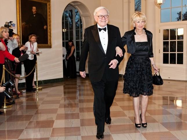 Những điều ít biết về Buffett và khối tài sản 70 tỷ USD - ảnh 5