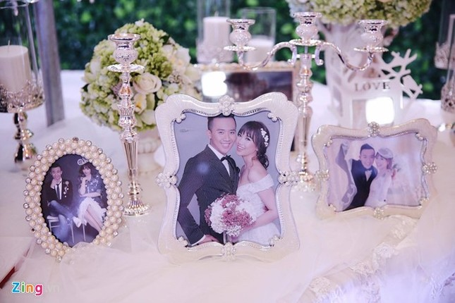 Trấn Thành và Hari Won ôm nhau khóc trong lễ cưới - ảnh 11