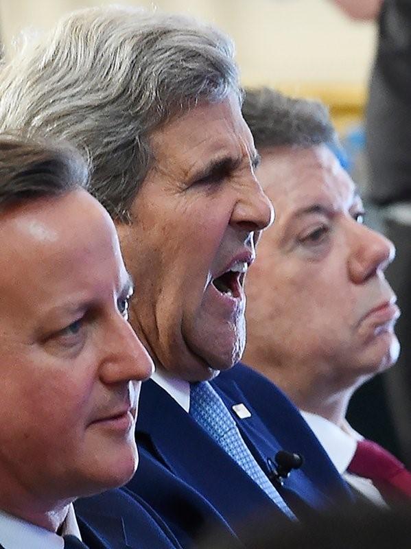 Những khoảnh khắc hài hước của lãnh đạo thế giới năm 2016 - ảnh 11
