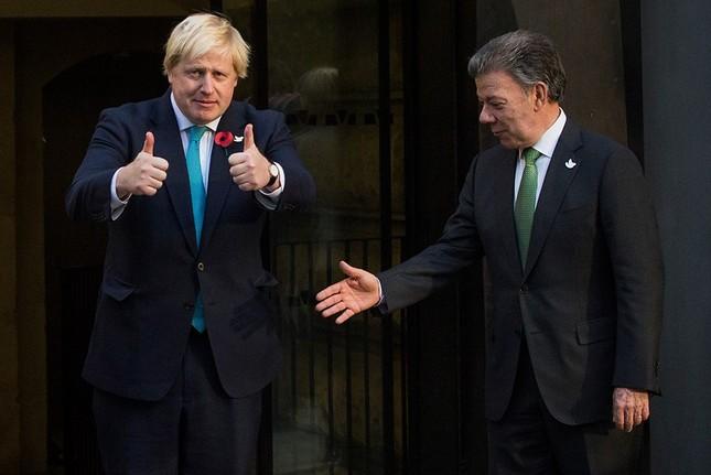 Những khoảnh khắc hài hước của lãnh đạo thế giới năm 2016 - ảnh 6