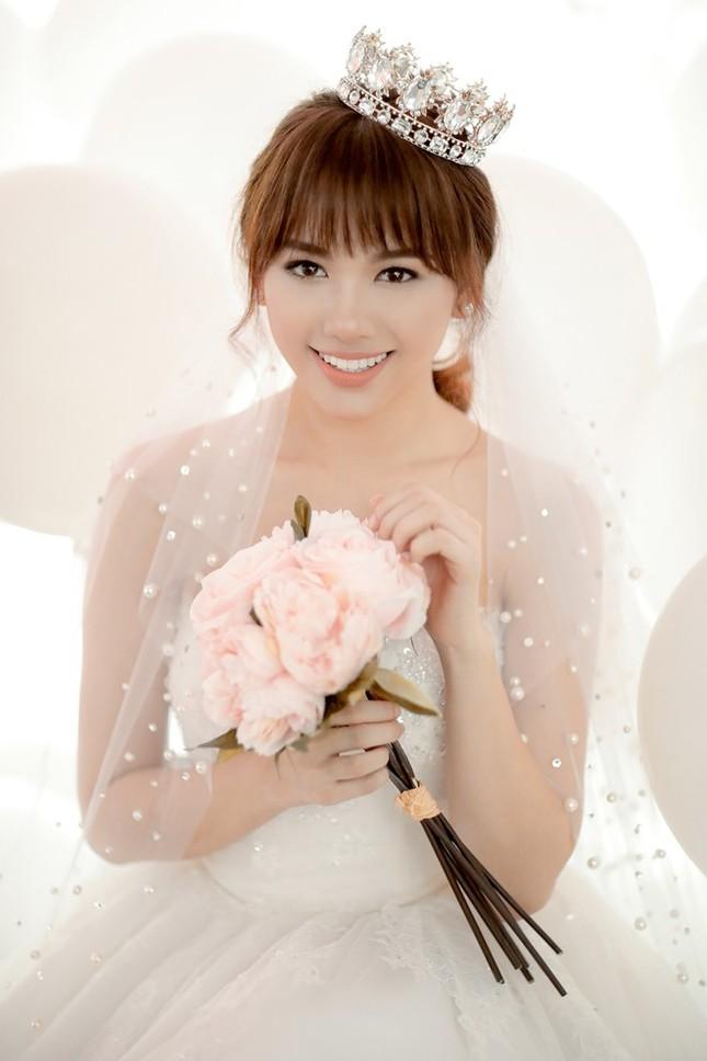 Hari Won - Trấn Thành tinh nghịch trong ảnh cưới - ảnh 3