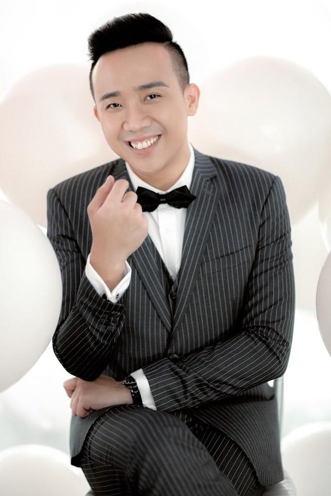 Hari Won - Trấn Thành tinh nghịch trong ảnh cưới - ảnh 4