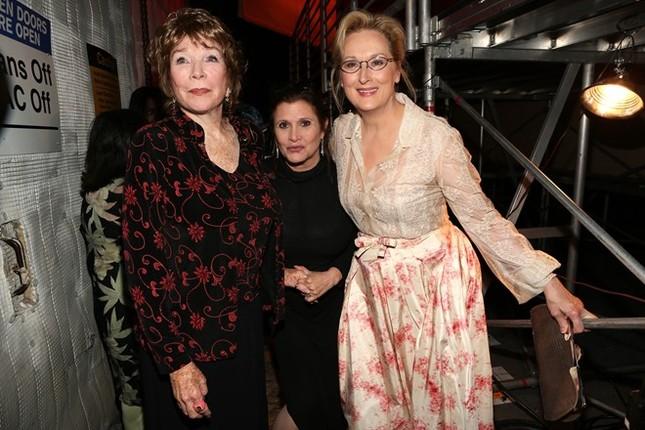 'Công chúa Leia' của Star Wars qua đời ở tuổi 60 - ảnh 1