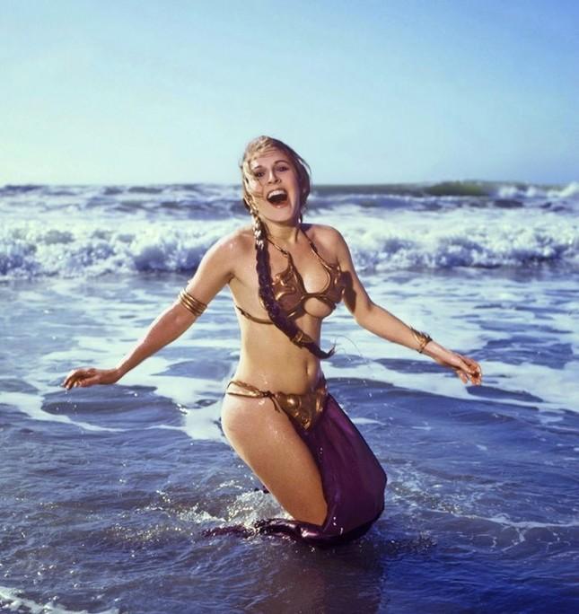 'Công chúa Leia' của Star Wars qua đời ở tuổi 60 - ảnh 2