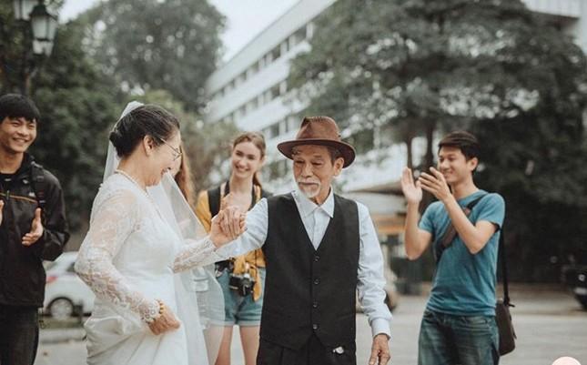 Ảnh cưới 50 năm gây chú ý của nghệ sĩ già Mai Ngọc Căn - ảnh 2