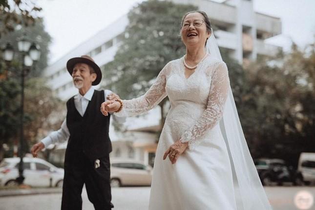 Ảnh cưới 50 năm gây chú ý của nghệ sĩ già Mai Ngọc Căn - ảnh 7
