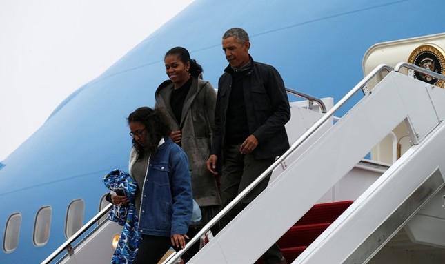 Obama bước vào 20 ngày tổng thống cuối cùng nhiều ưu tư - ảnh 1