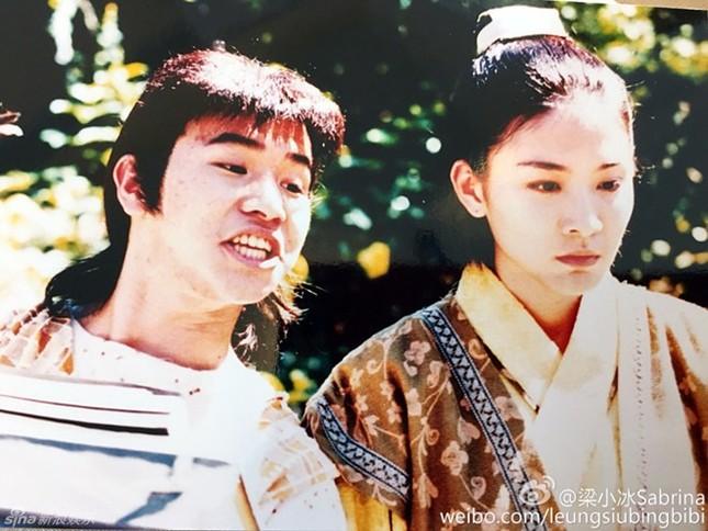 Ảnh hậu trường 'Lương Sơn Bá, Chúc Anh Đài' 17 năm trước - ảnh 9