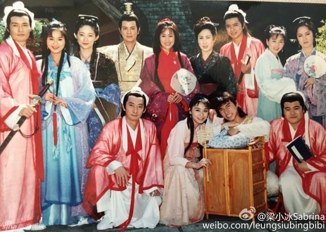 Ảnh hậu trường 'Lương Sơn Bá, Chúc Anh Đài' 17 năm trước - ảnh 10