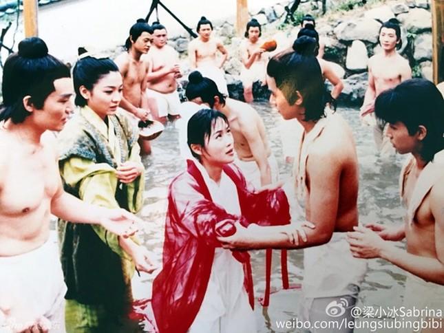 Ảnh hậu trường 'Lương Sơn Bá, Chúc Anh Đài' 17 năm trước - ảnh 1
