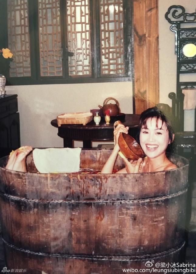 Ảnh hậu trường 'Lương Sơn Bá, Chúc Anh Đài' 17 năm trước - ảnh 2