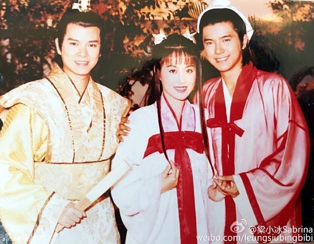 Ảnh hậu trường 'Lương Sơn Bá, Chúc Anh Đài' 17 năm trước - ảnh 3