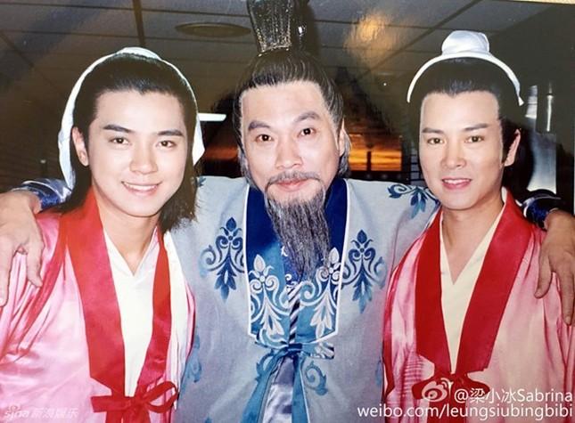 Ảnh hậu trường 'Lương Sơn Bá, Chúc Anh Đài' 17 năm trước - ảnh 4