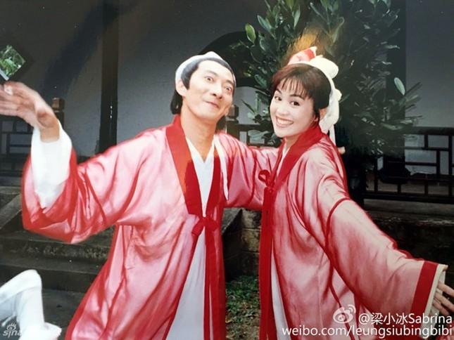 Ảnh hậu trường 'Lương Sơn Bá, Chúc Anh Đài' 17 năm trước - ảnh 5