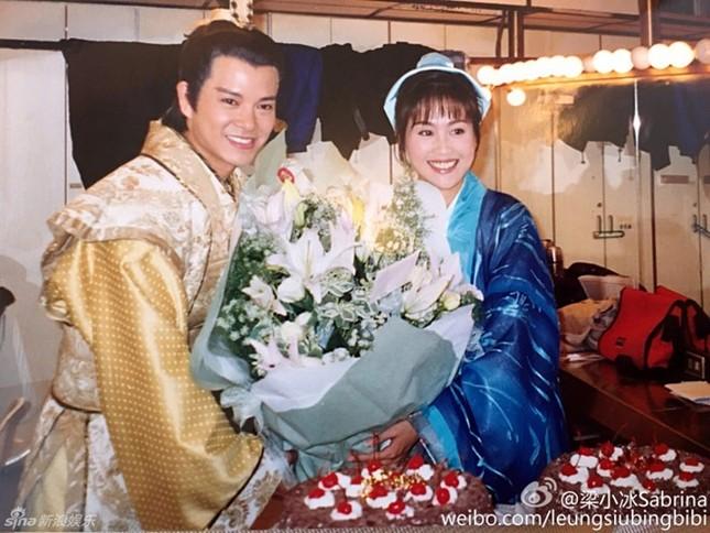 Ảnh hậu trường 'Lương Sơn Bá, Chúc Anh Đài' 17 năm trước - ảnh 6
