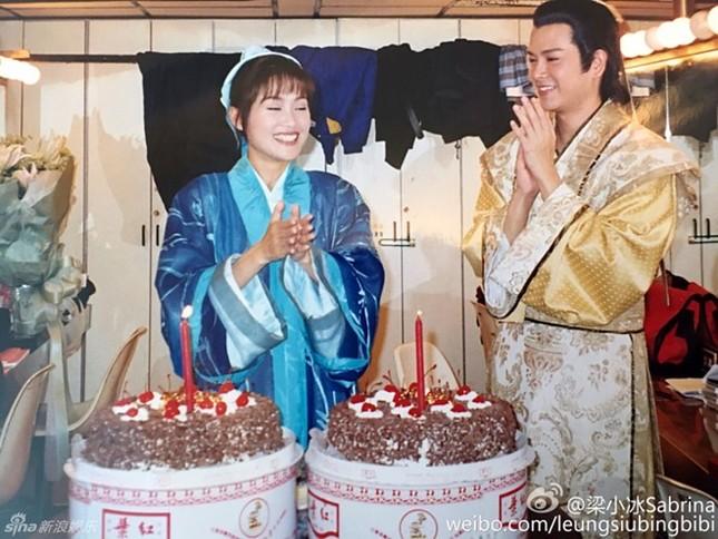 Ảnh hậu trường 'Lương Sơn Bá, Chúc Anh Đài' 17 năm trước - ảnh 7