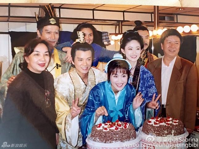 Ảnh hậu trường 'Lương Sơn Bá, Chúc Anh Đài' 17 năm trước - ảnh 8