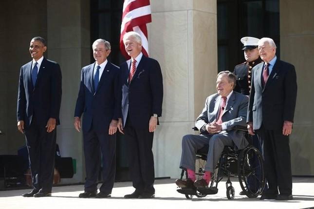 Tổng thống Mỹ được bảo vệ trọn đời sau khi rời Nhà Trắng - ảnh 1