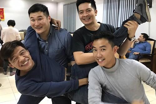 Trung Ruồi tiết lộ hậu trường Táo quân 2017 - ảnh 1