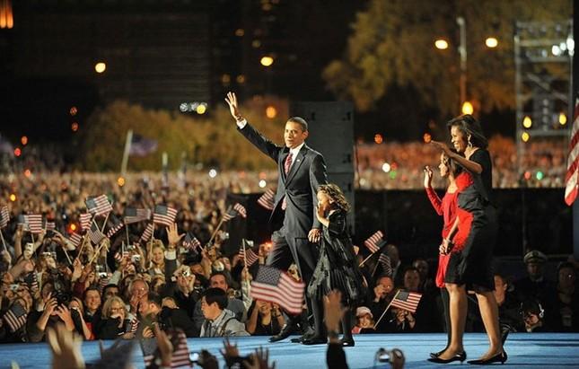 Obama trở về Chicago cho phát biểu từ biệt - ảnh 1