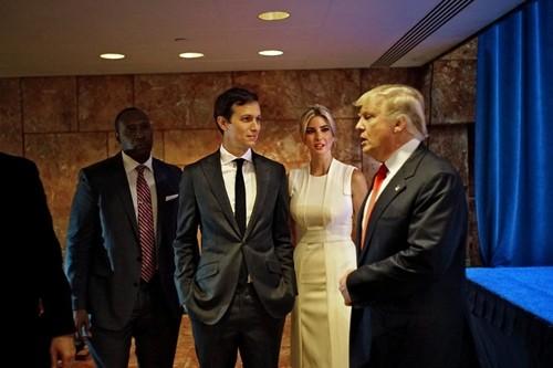Cuộc gặp giữa con rể Trump và nhà tài phiệt Trung Quốc - ảnh 2