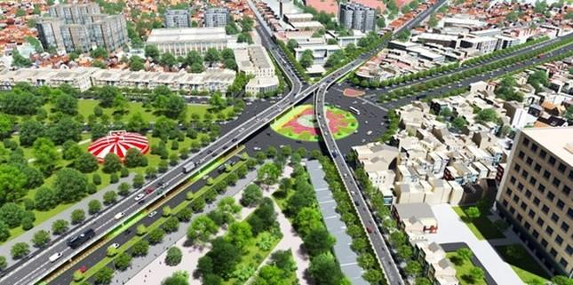 Ba dự án giảm kẹt xe cửa ngõ sân bay Tân Sơn Nhất - ảnh 1