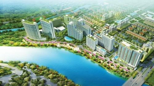 Sắp có công viên triệu USD ở Phú Mỹ Hưng - ảnh 1