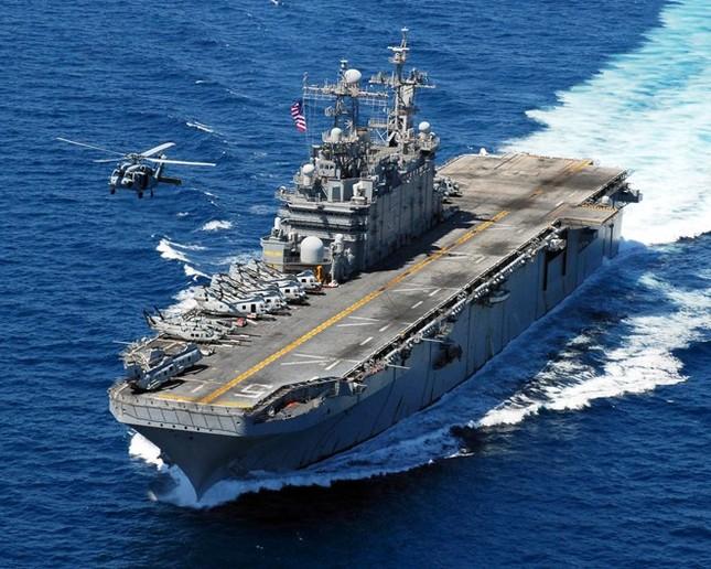 Hải quân Mỹ nên ngừng tập trung vào tàu sân bay - ảnh 1