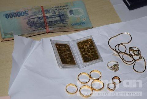 Hành trình bắt người giúp việc trộm hơn 70 cây vàng - ảnh 1