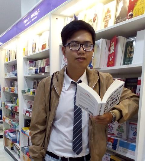Giờ phút kỳ thú trong hành trình khám phá - Tâm sự của một người yêu sách - ảnh 1