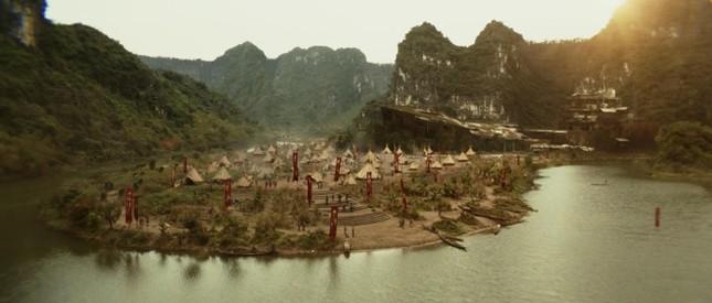 Làng thổ dân Ninh Bình lộ diện trong bom tấn 'Kong: Skull Island' - ảnh 1