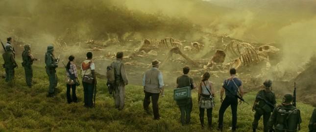 Làng thổ dân Ninh Bình lộ diện trong bom tấn 'Kong: Skull Island' - ảnh 4