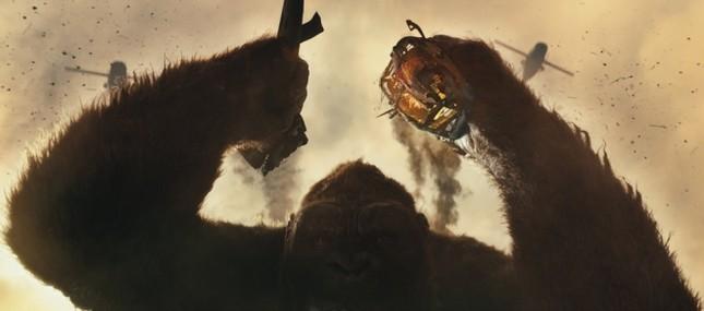 Làng thổ dân Ninh Bình lộ diện trong bom tấn 'Kong: Skull Island' - ảnh 6