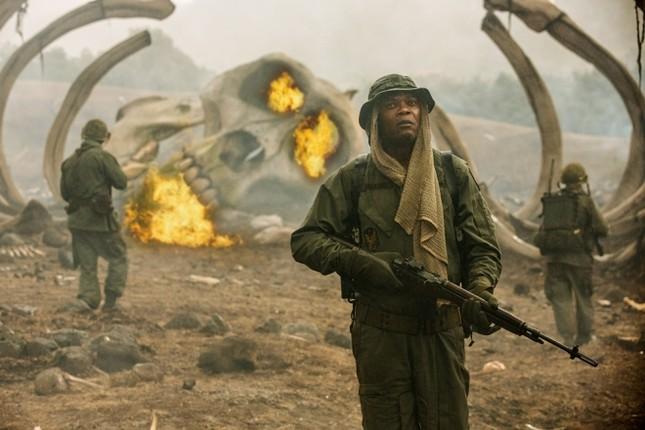 Làng thổ dân Ninh Bình lộ diện trong bom tấn 'Kong: Skull Island' - ảnh 8