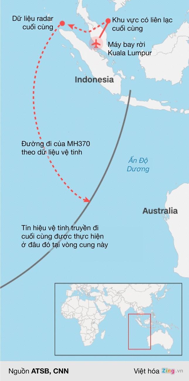 MH370: Cuộc tìm kiếm vô vọng chuyến bay bí ẩn nhất thế giới - ảnh 1