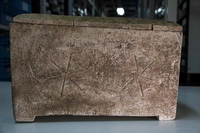 Hòm hài cốt khắc tên Jesus và manh mối về cuộc đời của Chúa - ảnh 1