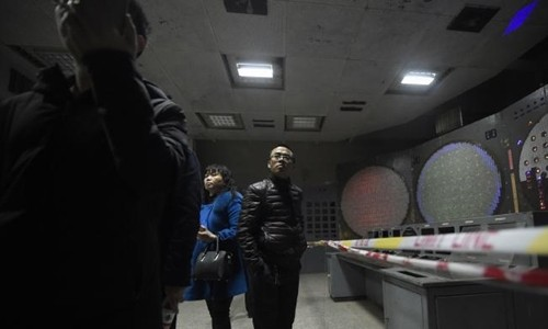 17 năm Trung Quốc xây hầm hạt nhân tuyệt mật - ảnh 2