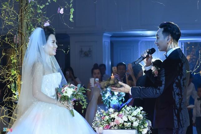 MC Thành Trung và vợ 9X ký hợp đồng, kê khai tài sản ở hôn lễ - ảnh 5