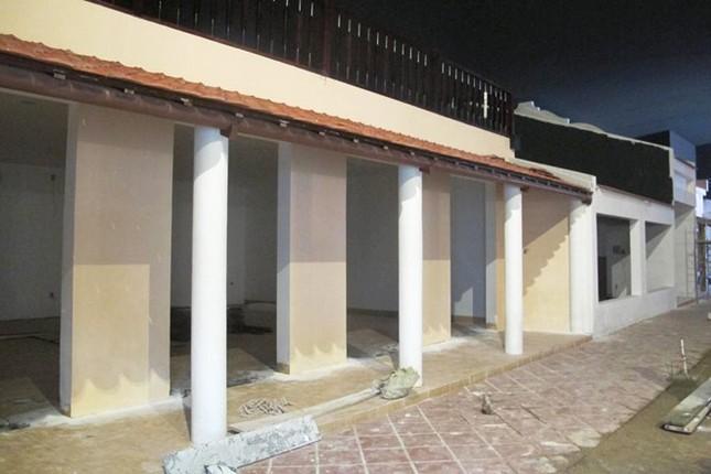 Thành ủy Đà Nẵng yêu cầu báo cáo 3 công trình xây dựng không phép - ảnh 1