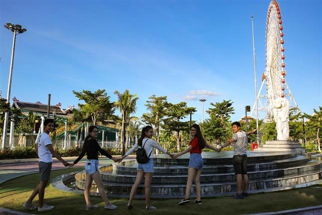 Thoả sức vui chơi không lo nắng nóng tại Asia Park - ảnh 5