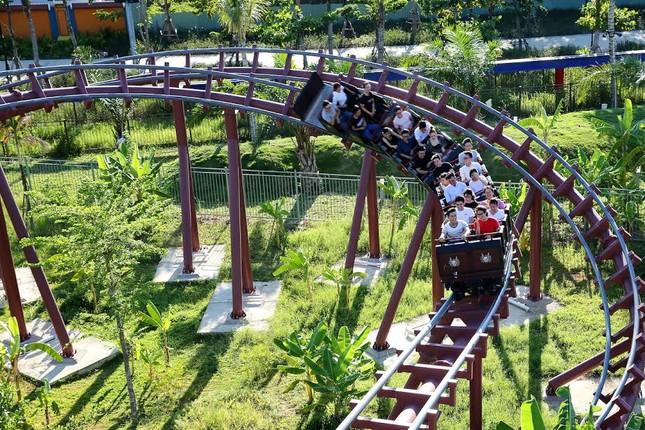 Thoả sức vui chơi không lo nắng nóng tại Asia Park - ảnh 6