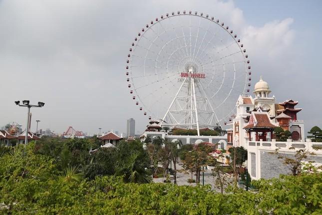 Thoả sức vui chơi không lo nắng nóng tại Asia Park - ảnh 1