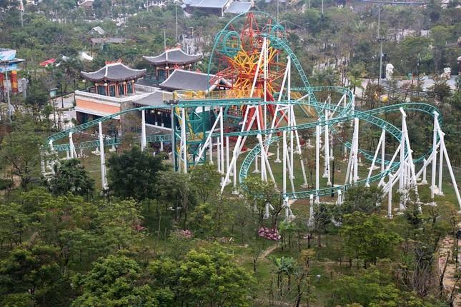 Thoả sức vui chơi không lo nắng nóng tại Asia Park - ảnh 2