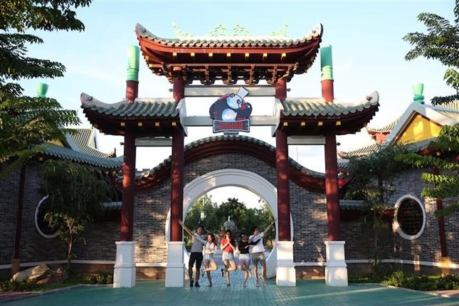 Thoả sức vui chơi không lo nắng nóng tại Asia Park - ảnh 3