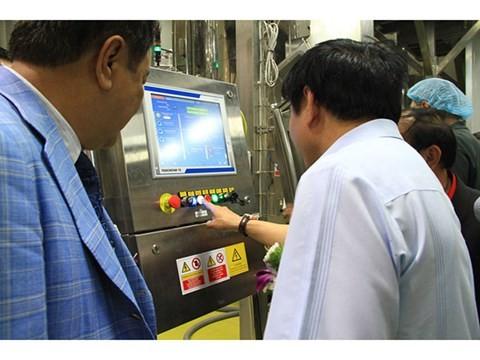 Chính thức vận hành dây chuyền sản xuất NGK hiện đại nhất thế giới tại Chu Lai - ảnh 1