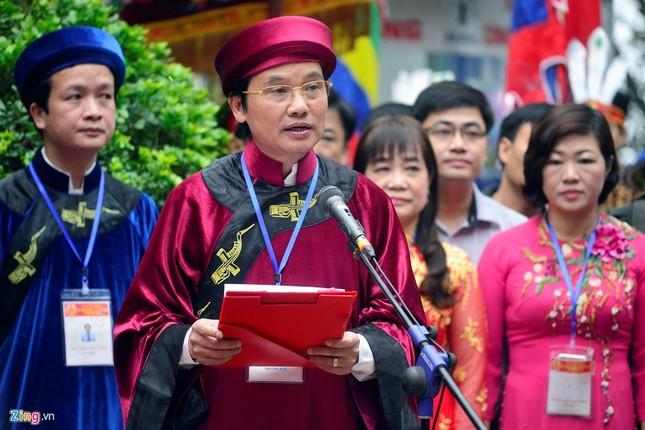 Chủ tịch nước dâng hương tưởng niệm các Vua Hùng - ảnh 7