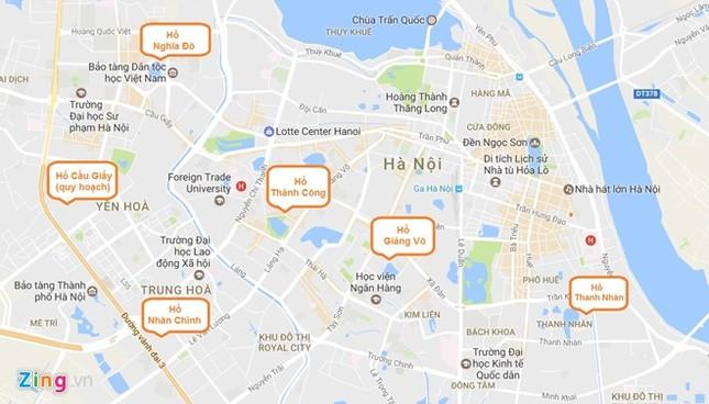 Chung cư ven hồ ở Hà Nội có giá bao nhiêu? - ảnh 1